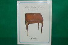 Catalogue ventes aux enchères objets d'art céramiques bijoux tableaux 1983