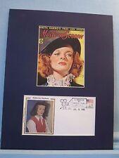 Katherine Hepburn -, Hollywood Legend & Commemorative Cover
