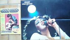 Rock Hebdo N°29 poster Donna SUMMER LINDA RONSTADT LEO SAYER SEX PISTOLS DEVO