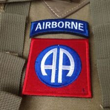 82nd Airborne Infantry Division MILITARY MORALE PATCH