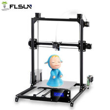 300*300*420mm Flsun 3D Printer  Auto Leveling Plus Printing Area DIY 3D Printer