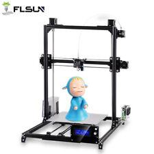 300*300*420mm Flsun 3D Printer  Auto Leveling Plus Printing Area DIY 3D Printer