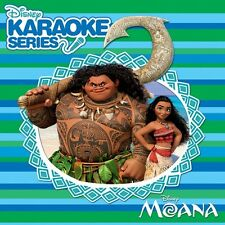 Various Artists - Disney Karaoke Series: Moana [New CD]