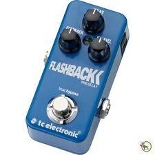 TC Electronic Flashback Mini Delay Guitar Effects Pedals TonePrint True Bypass