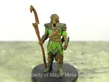 Starter Set ~ WOOD ELF DRUID #1 Icons the Realm D&D miniature
