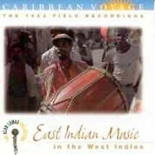 Caribbean Voyage: East Indian Music: In the West Indies 1999 CD LN