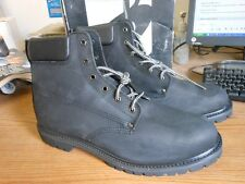 NEW O'Neal Pit Boot Size 12 Hi Boots Black Color Leather Work Boots