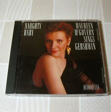 Maureen McGovern - Naughty Baby Sings Gershwin 1989 USA CD #101-1