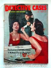 """Detective Cases"" March 1959"