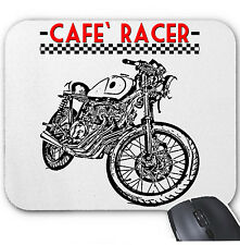 JAPANESE MOTORCYCLE CAFE RACER 400F - MOUSE MAT/PAD AMAZING DESIGN