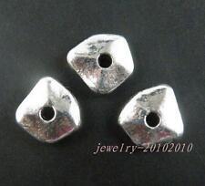 60pcs Tibetan Silver 12.5x12x4mm Nice Spacers Beads zn22709