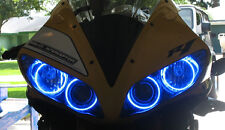 Suzuki TL1000R TL1000S 1997-2003 CCFL Demon Halo Angel Eyes Lights Glass Kit