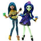 Monster High Scream and Sugar Doll - Nefera de Nile and Amanita Nightshade