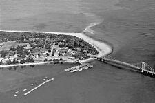 SAN REMO PHILLIP ISLAND Victoria Aerial View 1940 modern digital  Postcard