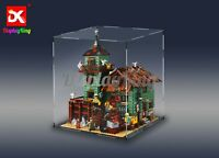DK - display case for LEGO  Ideas Old Fishing Store 21310 (Aus Top-Rated Seller)