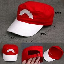 HAT POKEMON GO COSPLAY HAT CAP CAP ASH KATCHUM GAME ANIME GAME #1