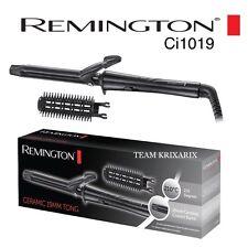 Remington Ci1019 Ferro Arricciacapelli in Ceramica Spazzola Cavo Girevole