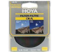 HOYA 49mm Circular Polarising CIR-PL DIGITAL Slim Frame Filter