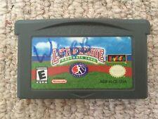 Little League Baseball 2002-Carrello Solo Gioco Boy Advance GBA