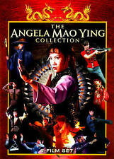 The Angela Mao Ying Collection (DVD, 2014, 3-Disc Set)