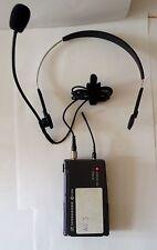 Sennheiser EW 500 G1 Body pack Transmitter +microphone