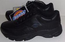 Dickies Footwear Men's Black Sneakers 6W NEW Slip Resistant