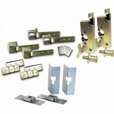 Brand New Four Suicide Door Heavy Duty Hidden Hinges Rat Rod 2 Door Kit Weld In
