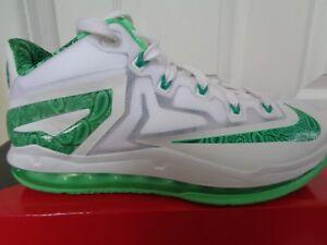 Nike Max Lebron XI Low trainers shoes 642849 100 uk 6 eu 40 us 7 NEW+BOX