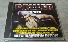 Powerplay Magazine CD ONLY Power Files Chapter 37 Issue 106 Metal