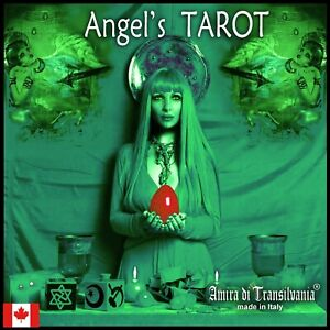 do you know your angel? ask me now a consultation & prediction tarot cards deck