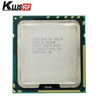 Intel Xeon X5670 6 Core Hex CPU Processor 2.93GHz 12MB LGA1366
