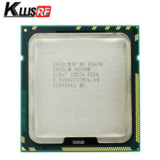 Intel Xeon X5670 6 Core CPU procesador Hex 2.93GHz 12 MB LGA1366
