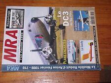 $$$ Revue MRA N°710 Plan encarte Cap 222DC3GoofySmileyWarbirds CMB