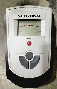 Schwinn 210p 215P Recumbent Bike Display Console airdyne