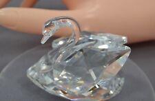 """Vintage Swarovski CRYSTAL """"Swan"""" Figurine"""