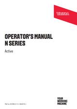 VALTRA N SERIES ACTIVE N134 N154E N174 OPERATOR MANUAL REPRINTED COMB BOUND 2015