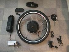 Champion 26 inch Rear Wheel Electric Bicycle Conversion Kit WITH 52VOLT BATTERY