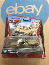Mattel Disney Pixar Cars 2 MEL DORADO #27 Car 1:55 Scale