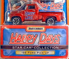 "MATCHBOX'56 Ford pick-up ""Happy Days"" filmmodell"