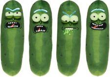 Funko Rick & Morty Galactic Pickle Rick Set of 4 Plush [4 Expressions]