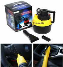 12V Car Vacuum Cleaner Portable Wet/Dry Interior Handheld Dust Cleaning Tools