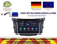 AUTORADIO DVD GPS NAVI ANDROID 9.0 4GB 8CORE BT DAB+ HYUNDAI i30 2011-17 RV5724
