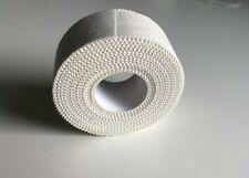 Zinc Oxide Tape 2.5cm x 10m | Good Quality, Plain Zinc Oxide White Sports Tape