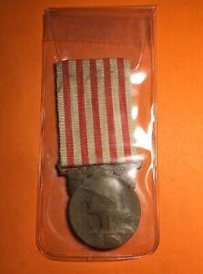 MEDAILLE FRANCE REPUBLIQUE FRANÇAISE GRANDE GUERRE 1914 - 1918 / BRONZE