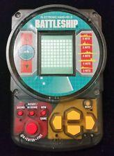 VINTAGE BATTLESHIP Milton Bradley Electronic Game Video Hand Held  FREE SHIPPING