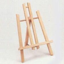petit chevalet de table bois - 40 cm peinture dessin peinture