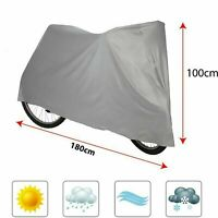 Waterproof Universal BICYCLE Bike COVER UV Weather Dust Rust Resistant Cycle