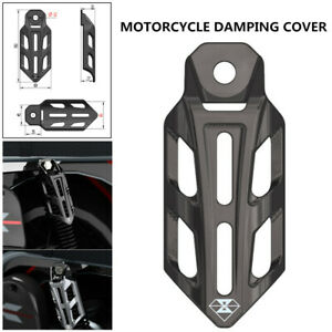 Aluminum Alloy Motorcycle ATV Shock Absorber Protection Cover Guards Case Part
