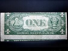 1935-D $1 Silver Certificate ✪ Major Cutting Error ✪ 2 Notes Showing ◢Trusted◣