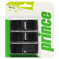 Prince Absorbent Maxtac Overgrips Tennis Badminton Squash Rackets OverGrip